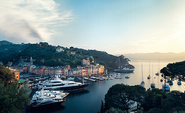 Photographing a Portofino Sunrise