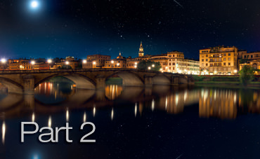 Editing and Compositing Night Photos in Photoshop - Part 2